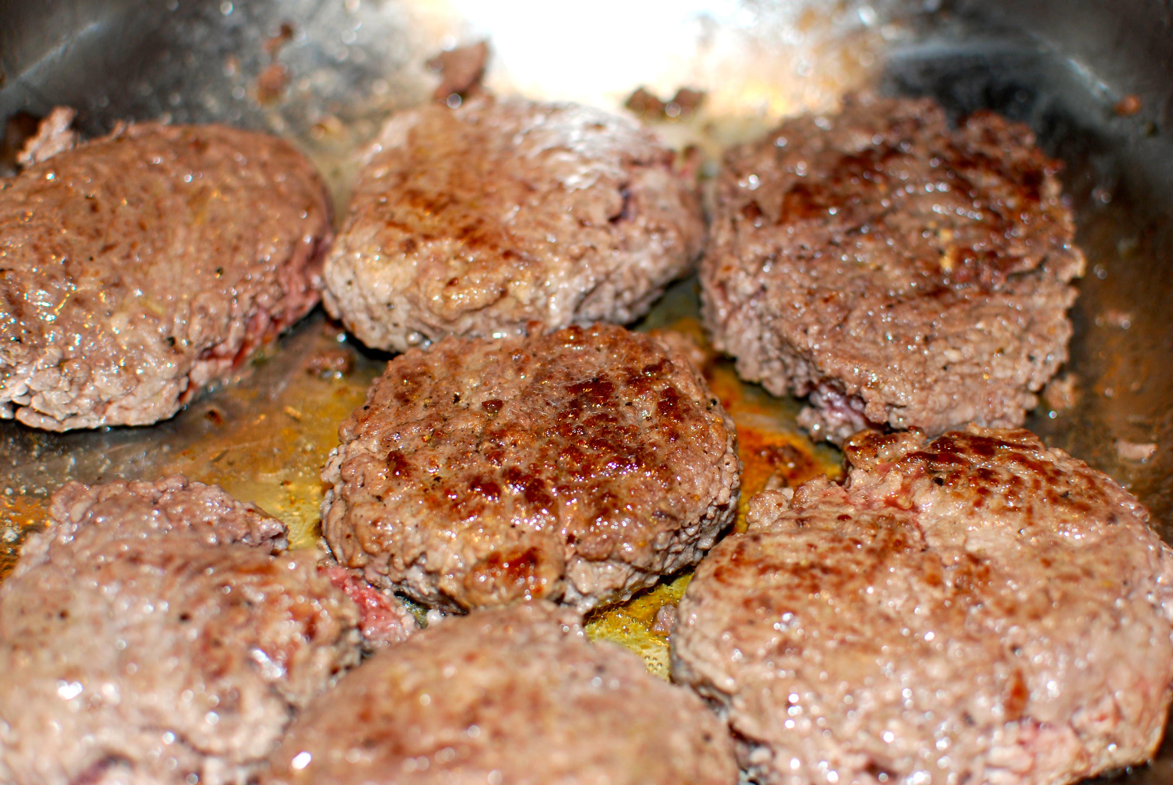 Recette du we hamburger maison blog terroir et fromage - Recette hamburger maison original ...