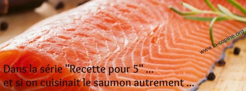 Recette facile #saumon