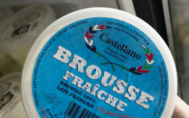 FROMAGE DE PROVENCE