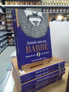 livre jamais sans ma barbe
