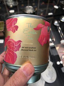 thé au chocolat idee cadeau pâques thé dammann aix en provence