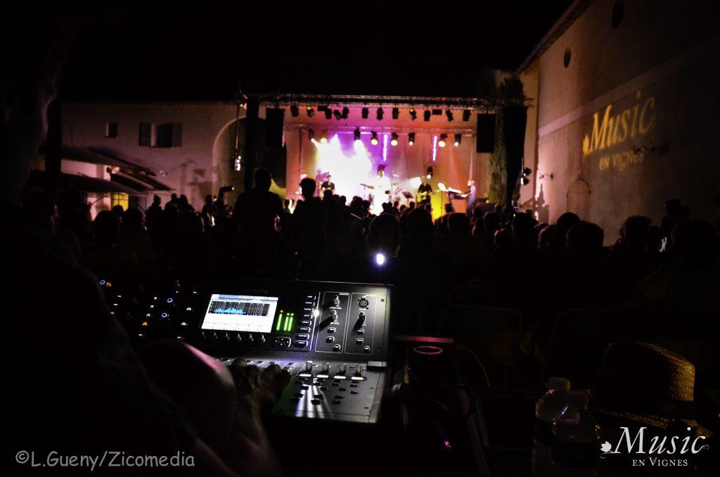 festival de musique en vignes