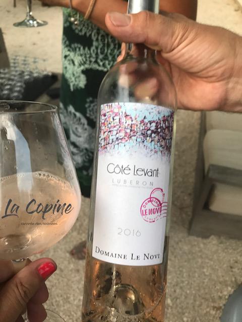 domaine le novi vins luberon