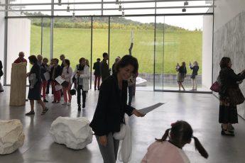 exposition arte povera chateau lacoste