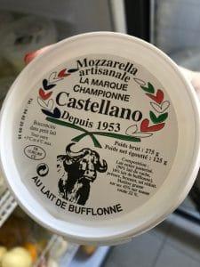 vraie mozzarella artisanale aix en provence