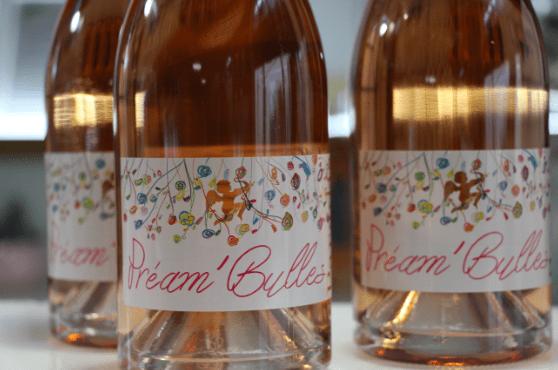 rosé pétilant chateau paradis vins provence