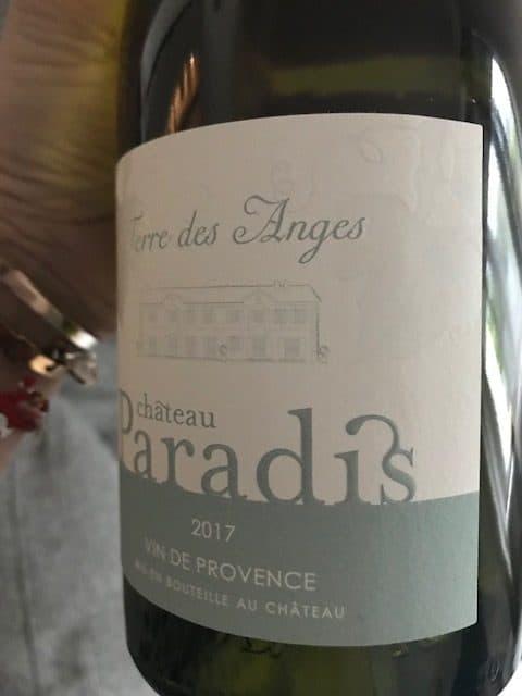 chateau paradis vins provence