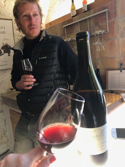 domaine sulauze vins bio provence