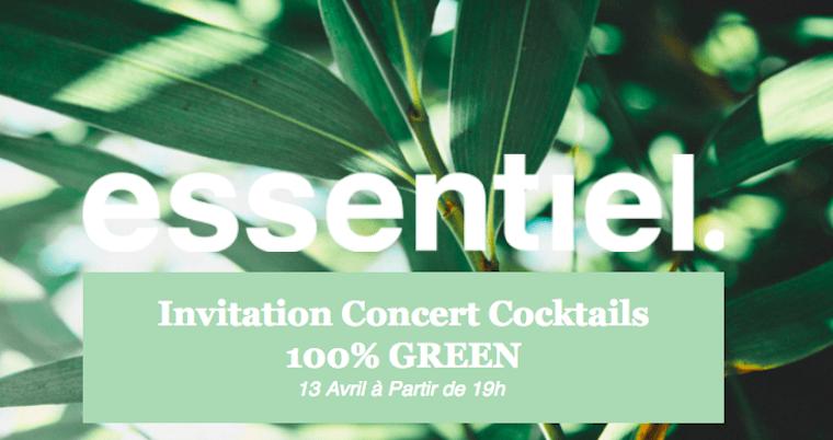 invitation concert event marseille