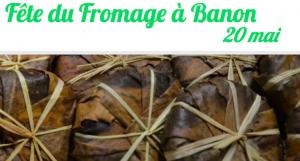 26ème Fête du Fromage à Banon @ Banon