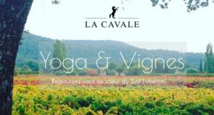 Cours de Yoga dans les Vignes I Agenda @lacopinepaca @ Domaine La Cavale