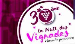 Agenda du Vin en Provence - La nuit des Vignades (Hyères)