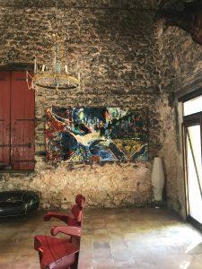 galerie art oenotourisme en provence