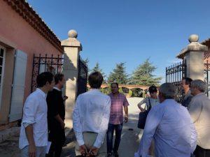 presse vin tourisme provence