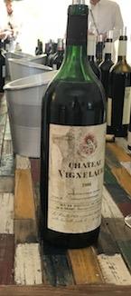 vins provence chateau vignelaure