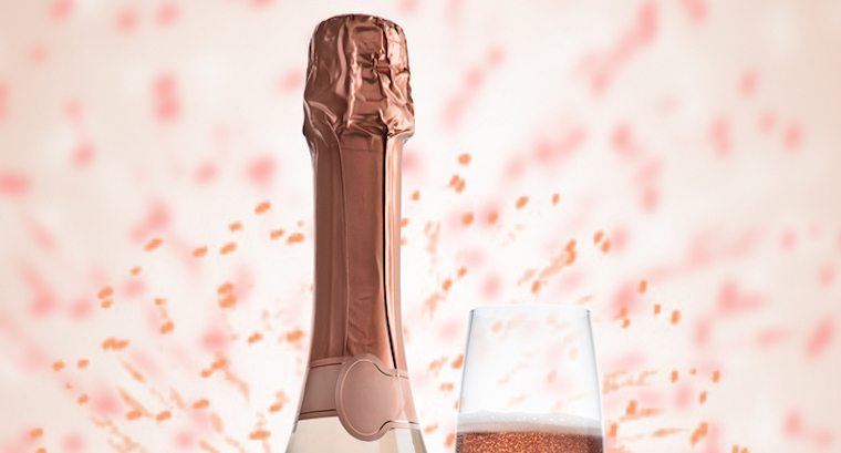 accord cremant rose mets