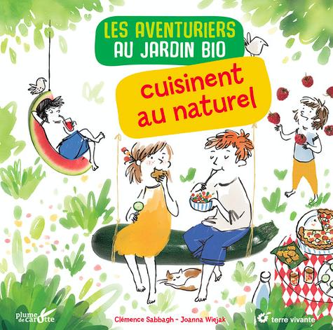 livre enfant découvrir jardin