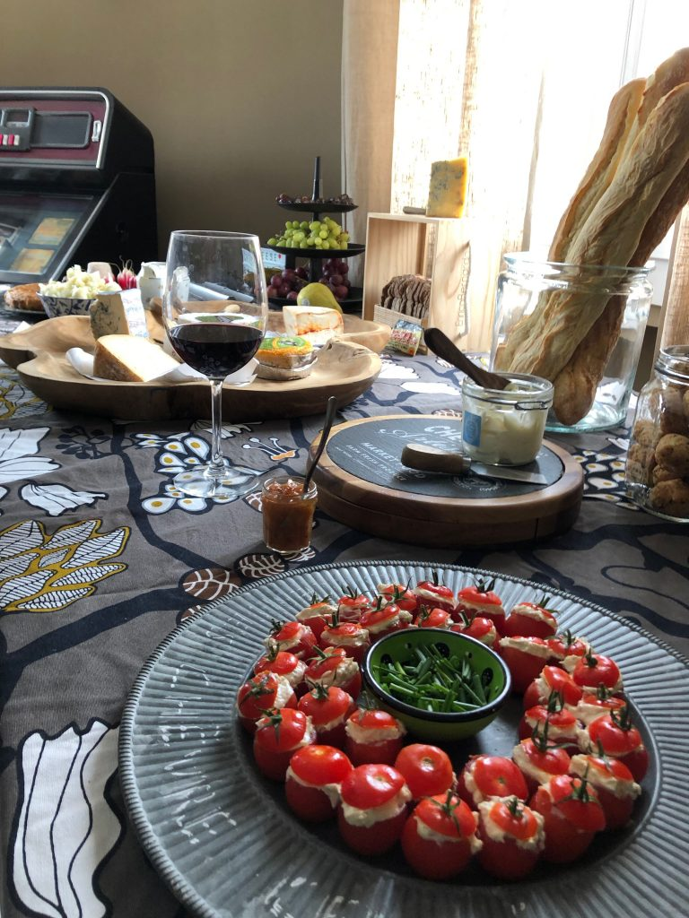 BRUNCH FROMAGE IDEE RECETTE