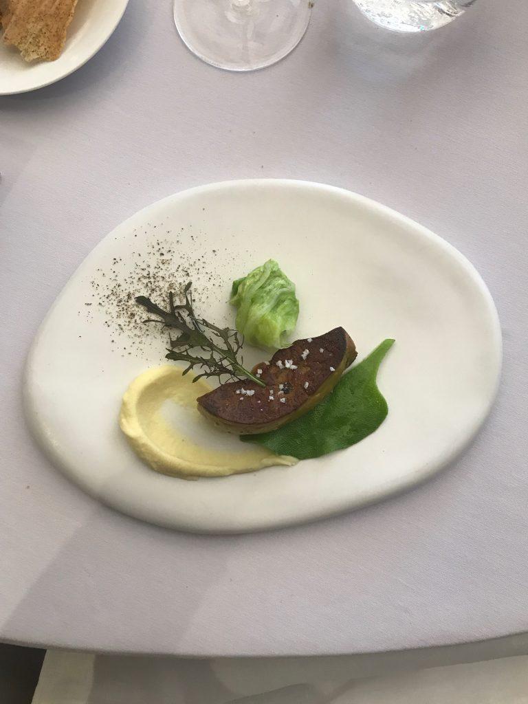 restaurant bras menu balade