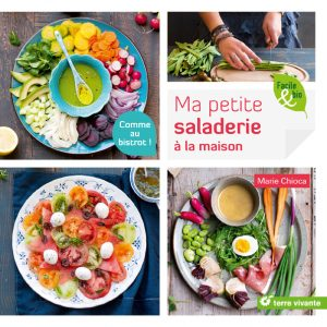recettes de salades livre fete des meres