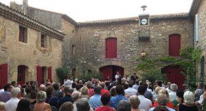 Les Musicales dans les vignes en Provence - oenotourisme