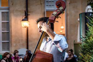 Soirées Jazz à l'Hôtel De Caumont - idées de sorties sur Aix en Provence @ Hôtel Caumont