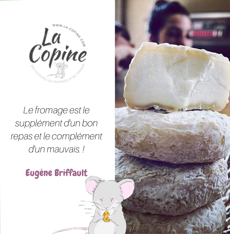 citation fromage blog lacopine