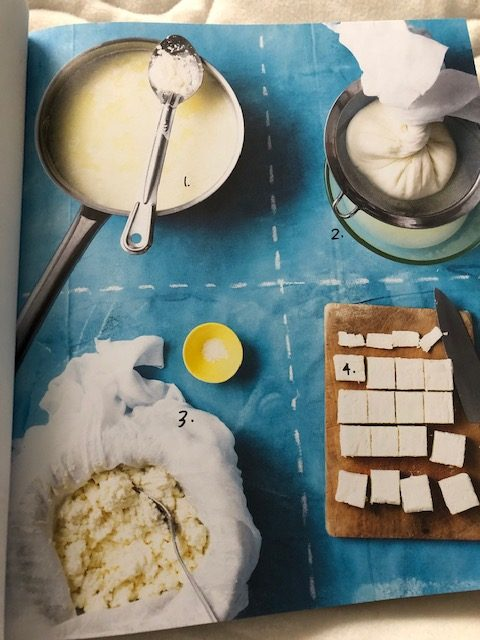 recette facile fromage fait maison