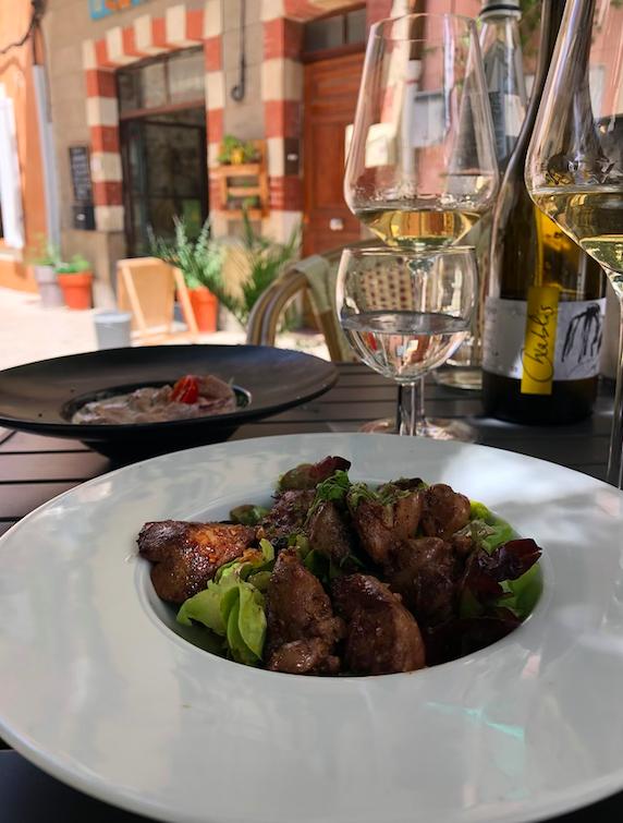 restaurant cucuron luberon bistronomie