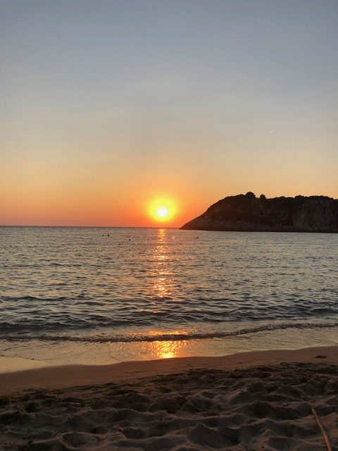 plage grece peloponnese paralia voidokoilas plus belle