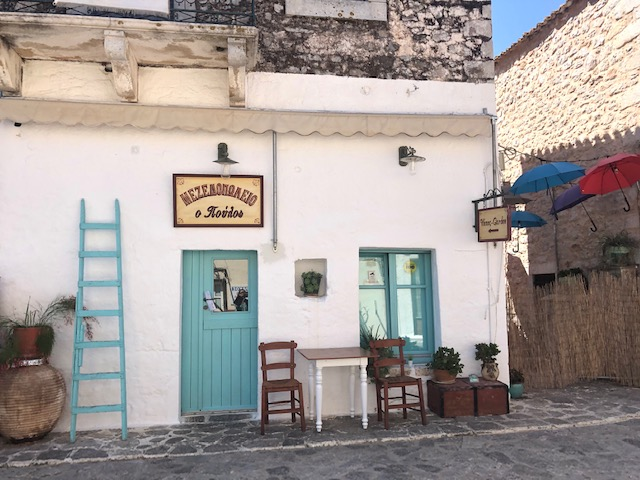 grece peloponnese bonne adresse aeropoli