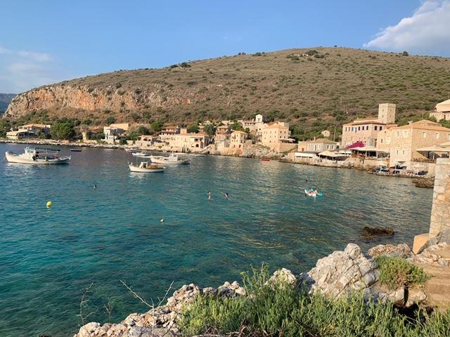 vacances grece vilage typique limeni peloponnese