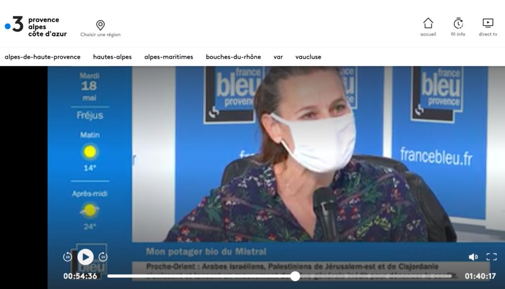chronique gourmande france bleu circuits courts Myriam blog La Copine