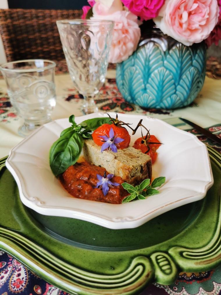 recette cheffe terrine aubergines
