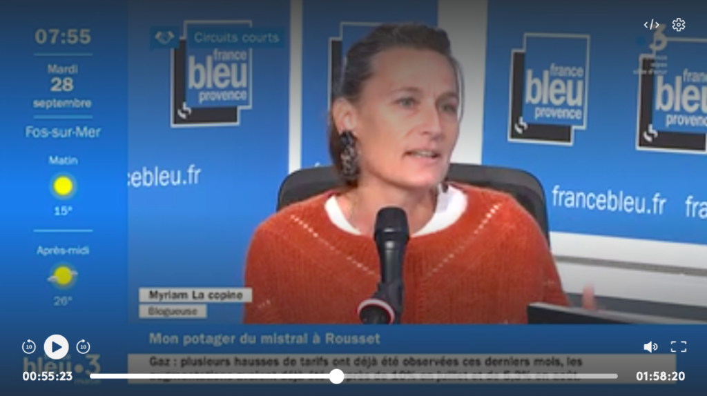 chronique circuits courts france bleu provence